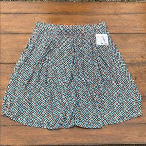 LulaRoe Women's Geometric Skirt size 3XL